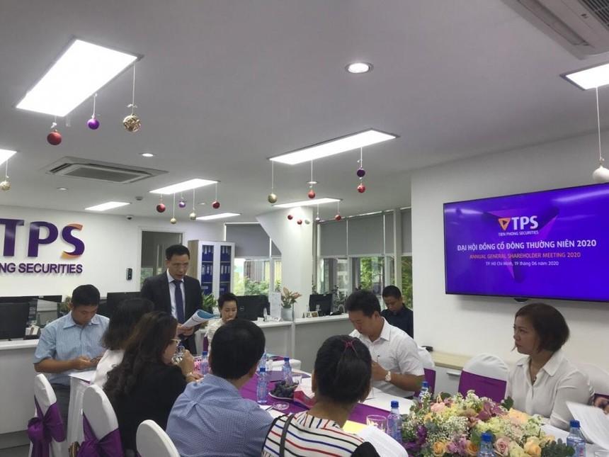 Chứng khoán Tiên Phong (ORS) chốt quyền mua cổ phiếu bằng mệnh giá, tỷ lệ 1:1