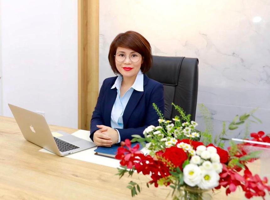 Bà Dương Thị Lệ Hà – Quyền Tổng Giám đốc NCB