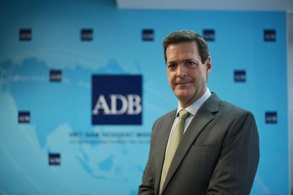 Ông Andrew Jeffries, Giám đốc Quốc gia của Ngân hàng Phá triển Châu Á (ADB) tại Việt Nam.