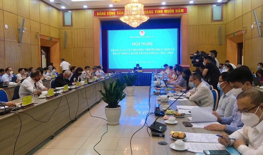 Bộ Kế hoạch và Đầu tư đưa ra 8 giải pháp hỗ trợ phục hồi và phát triển kinh tế