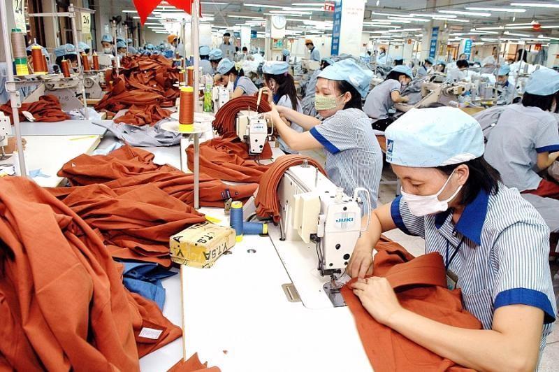 Xuất khẩu dệt may khởi sắc, đạt 12,2 tỷ USD trong 5 tháng