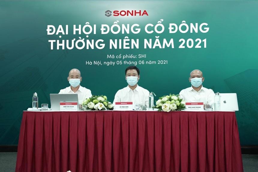ĐHĐCĐ SHI: Tăng vốn điều lệ lên 1.500 tỷ đồng, xây dựng khu công nghiệp tại Tam Dương