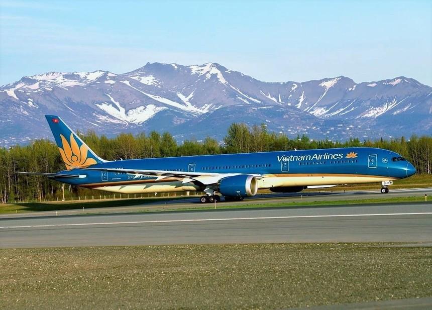 Vietnam Airlines được cấp phép 12 chuyến bay chở công dân Việt Nam từ Mỹ về nước