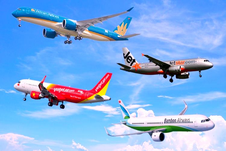 Từ ngày 10/10, nhiều chặng bay nội địa được khôi phục