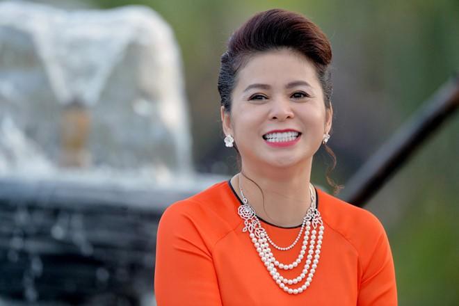 Bà Lê Hoàng Diệp Thảo vẫn chưa thể trở về Trung Nguyên sau 3 năm tranh chấp. Ảnh: Hoàng Hà.