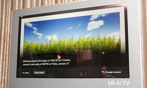 LG OLED W8.