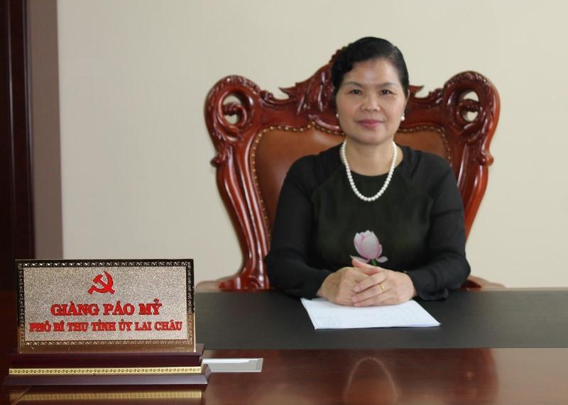 Đồng chí Giàng Páo Mỷ, Ủy viên Trung ương Đảng, Phó Bí thư Thường trực Tỉnh ủy Lai Châu chia sẻ điều này trên TTXVN.