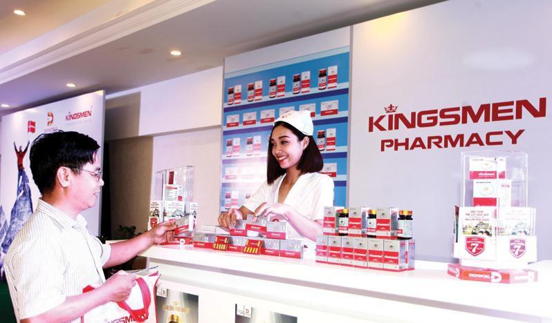 Đầu tư Kingsmen, Digiworld chính thức chào sân ngành chăm sóc sức khỏe.