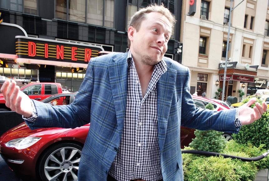 Elon Musk từ bỏ ý tưởng mơ mộng hủy niêm yết