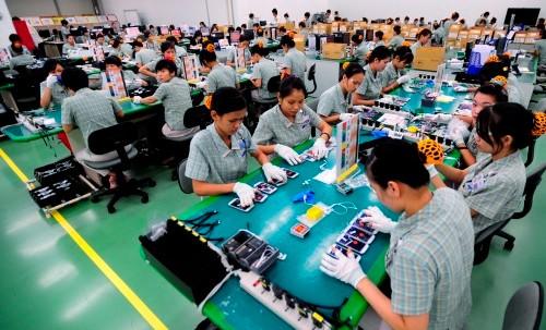 Vốn từ Nhật Bản và Hàn Quốc chiếm 50% FDI vào Việt Nam trong 8 tháng