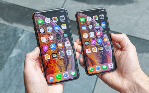 iPhone Xs và Xs Max. Ảnh: Tom's Guide