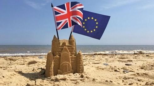 Anh sẵn sàng rời EU mà không cần thỏa thuận. Ảnh: BBC.