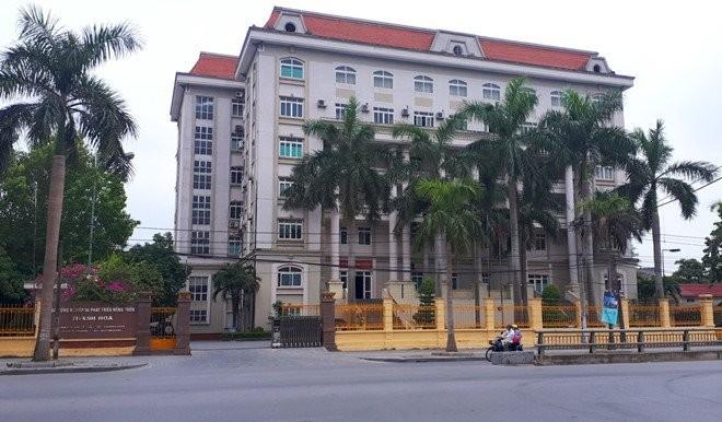 Thanh Hóa: Phó giám đốc Sở NN&PTNT xin thôi chức
