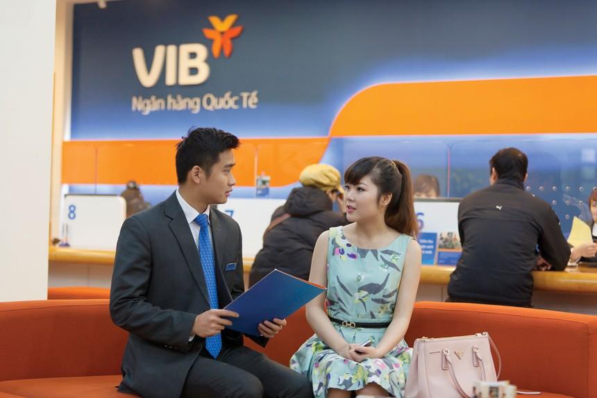 VIB đã thông qua kế hoạch chia cổ tức bằng cổ phiếu và thưởng cổ phiếu tỷ lệ 40%. Ảnh: Dũng Minh.