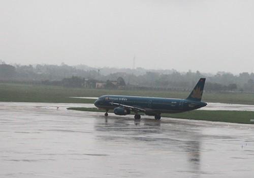 Nhiều chuyến bay phải chuyến hướng hạ cánh do thời tiết xấu ở Nha Trang, Đà Lạt. Ảnh minh họa: Đoàn Loan.