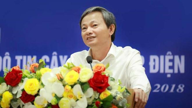 Ông Trần Đình Nhân.