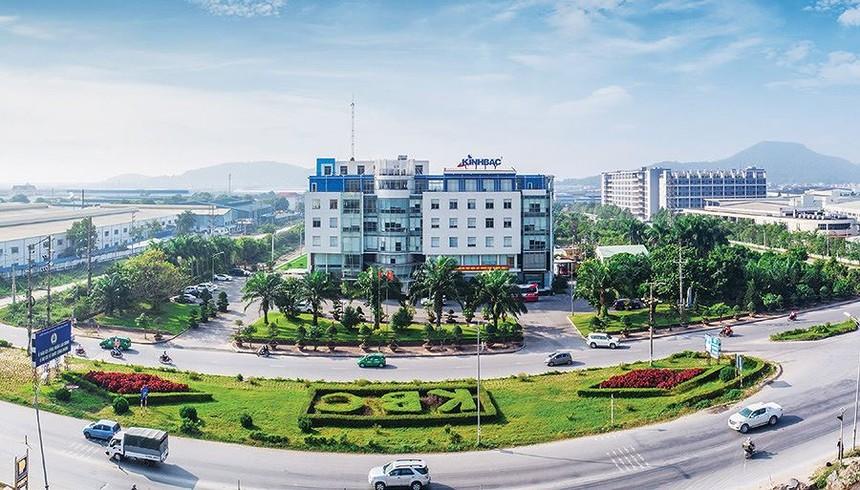 Phát triển đô thị Kinh Bắc (KBC) hoán đổi 2.630 tỷ đồng nợ phải thu thành vốn góp vào công ty con
