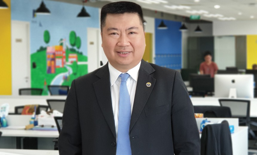 Chuyên gia bảo hiểm Nguyễn Đức Thắng.