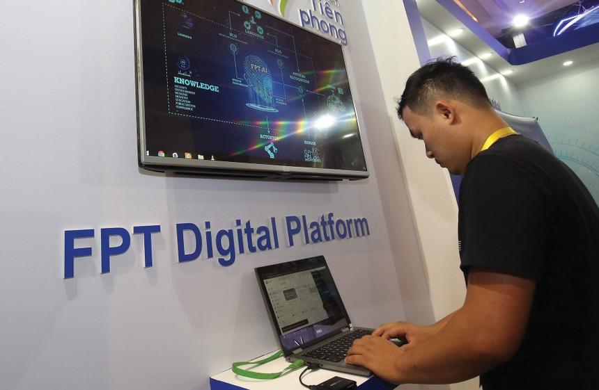 FPT đặt mục tiêu lợi nhuận vượt 4.000 tỷ đồng