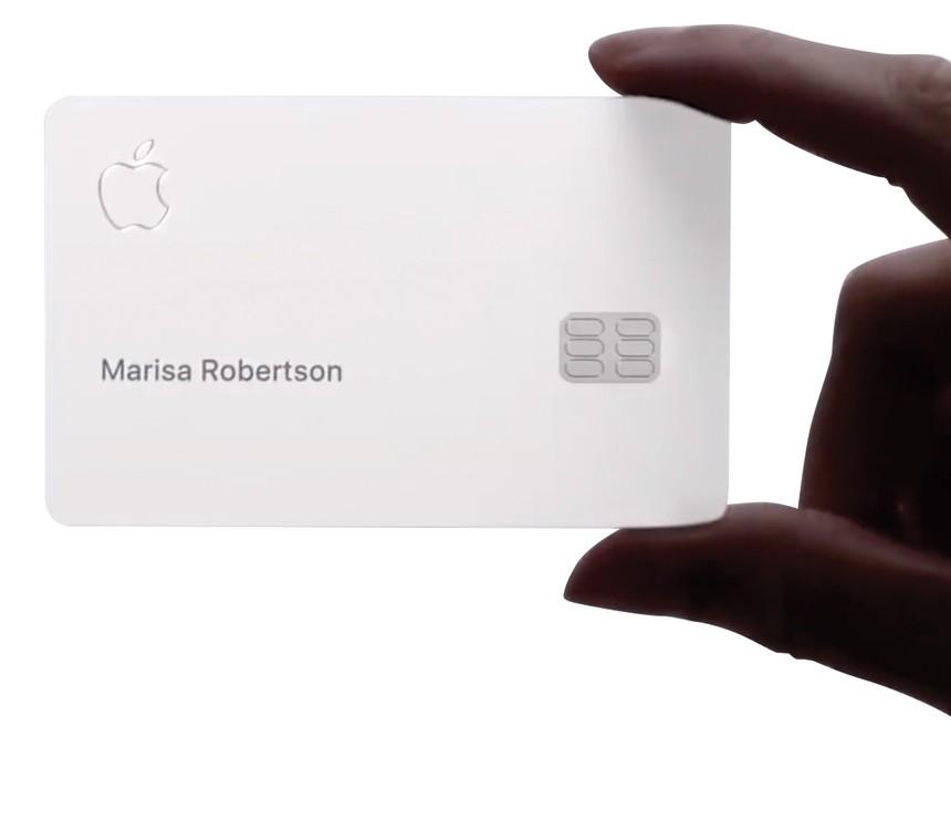 Thẻ tín dụng Apple: Kỳ vọng thay đổi cuộc chơi