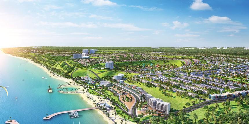 """Novaland: Đột phá chiến lược """"đại đô thị"""" du lịch nghỉ dưỡng"""