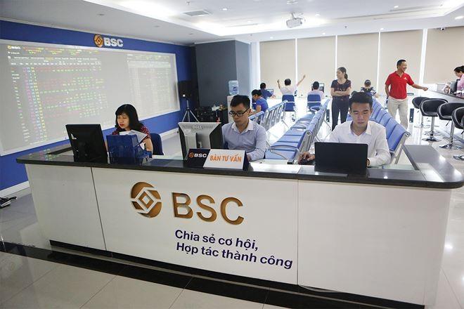 BSC được phát hành Chứng quyền có bảo đảm