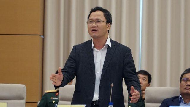 Ông Khuất Việt Hùng được tái bổ nhiệm làm Phó Chủ tịch UB An toàn giao thông quốc gia.