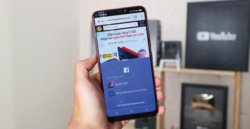 Trung bình mỗi năm có 3,2 triệu người Việt Nam chọn hình thức mua sắm online.