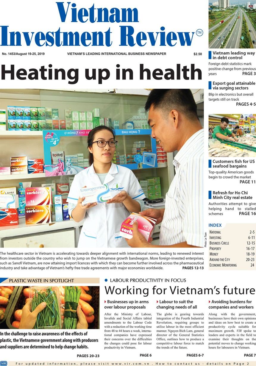 VietNam Investment Review số 1453