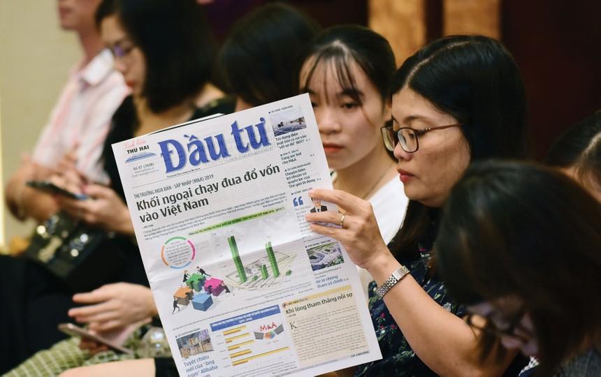 Báo chí phản ánh sự thật vì lợi ích của nhân dân, của đất nước.