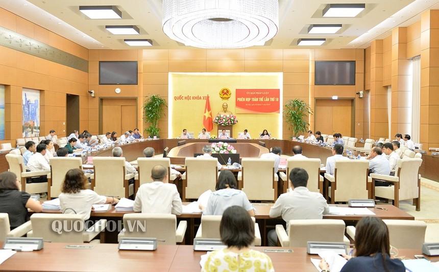 Ủy ban Thường vụ Quốc hội ban hành Nghị quyết về nhân sự