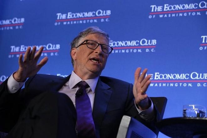 """Bill Gates là người """"yêu thích đọc""""."""