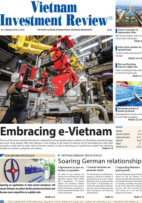 Vietnam Investment Review số 1459