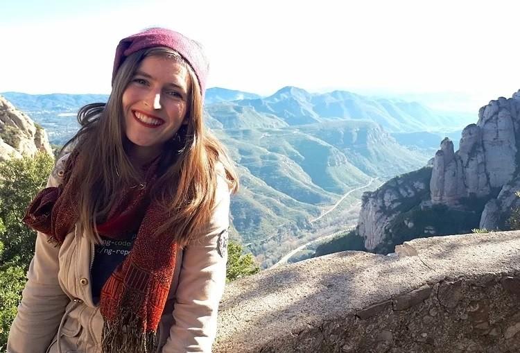 Jessica Byrne đi du lịch nhiều nhưng không tốn chi phí. Ảnh: CNBC.