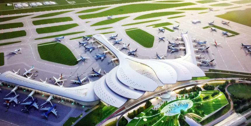 """""""Hướng bay"""" nào cho sân bay Long Thành?"""