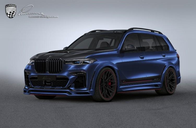 Lumma Design giới thiệu bộ kit CLR X7 được phát triển cho mẫu BMW X7 mới nhất.