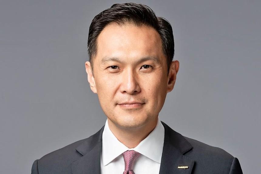 Ông Stephen Ma-tân Giám đốc Tài chính (CFO) của Nissan.