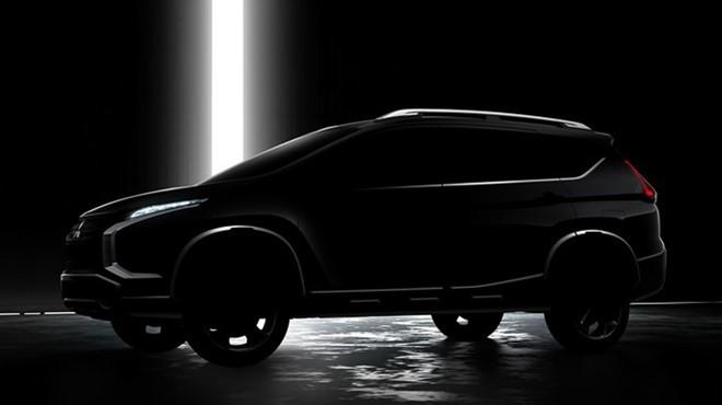Mẫu SUV mới được Mitsubishi phát triển dựa trên nền tảng Xpander.