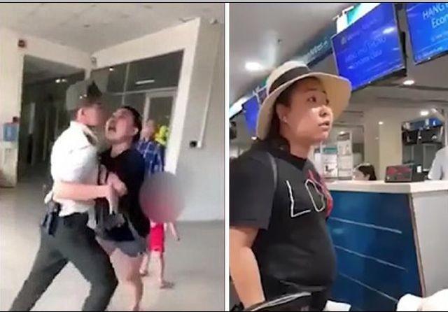 Bà Lê Thị Hiền đã bị Cục Hàng không ra quyết định cấm bay 12 tháng.