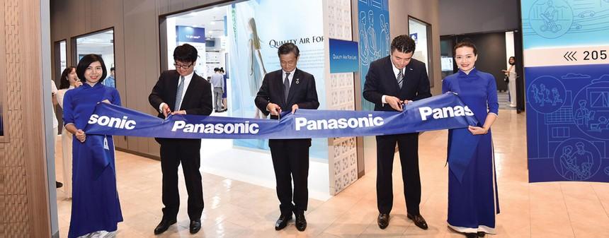 Panasonic chính thức khai trương khu trưng bày Giải pháp không khí toàn diện từ tháng 9/2019.