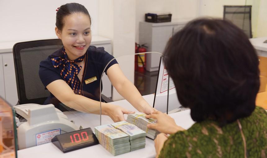 14 ngân hàng có trụ sở tại TP.HCM đã đáp ứng quy định về tỷ lê vốn ngắn hạn cho vay trung - dài hạn.