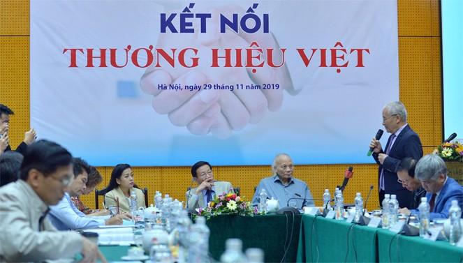 Thương hiệu Việt: Sức mạnh từ sự kết nối