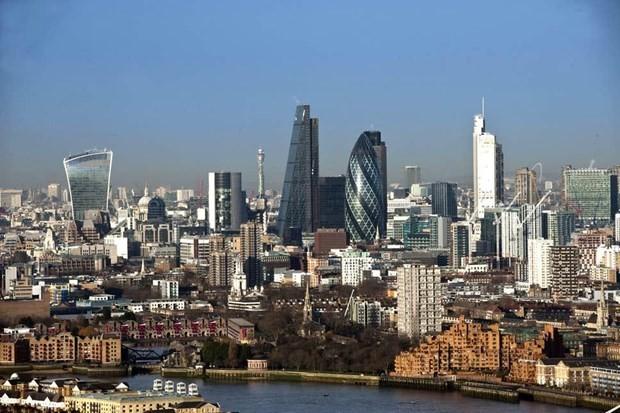 Một góc thành phố London. (Nguồn: Standard.co.uk)