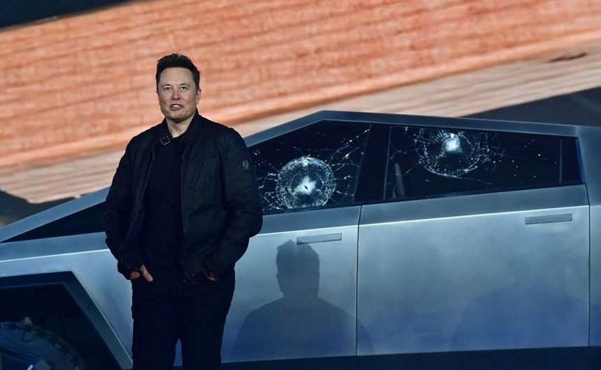 Tỷ phú Elon Musk sở hữu khối tài sản hơn 20 tỷ USD. Ảnh: New York Daily News.