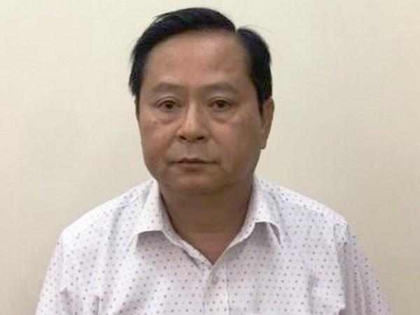 Bị can Nguyễn Hữu Tín. (Nguồn: TTXVN)
