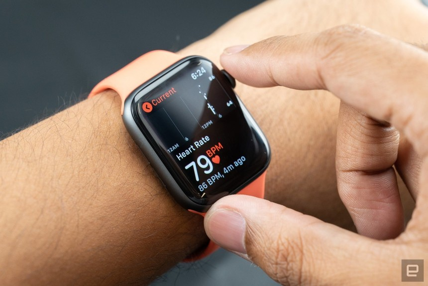 Apple Watch có thể mất tính năng phát hiện nhịp tim do kiện bản quyền?