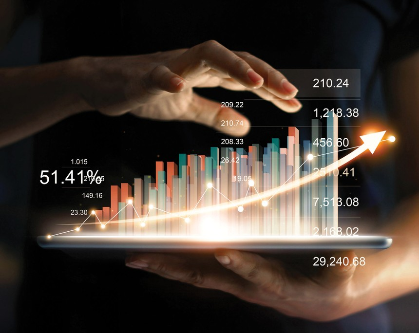 Các hãng đầu tư thuần túy dựa vào máy móc thường có màn biểu diễn nổi trội so với các quỹ thông thường.