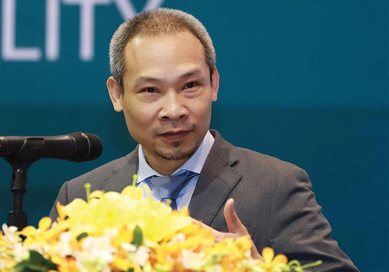 Ông Phan Đức Hiếu, Phó Viện trưởng Viện Nghiên cứu và quản lý kinh tế trung ương.