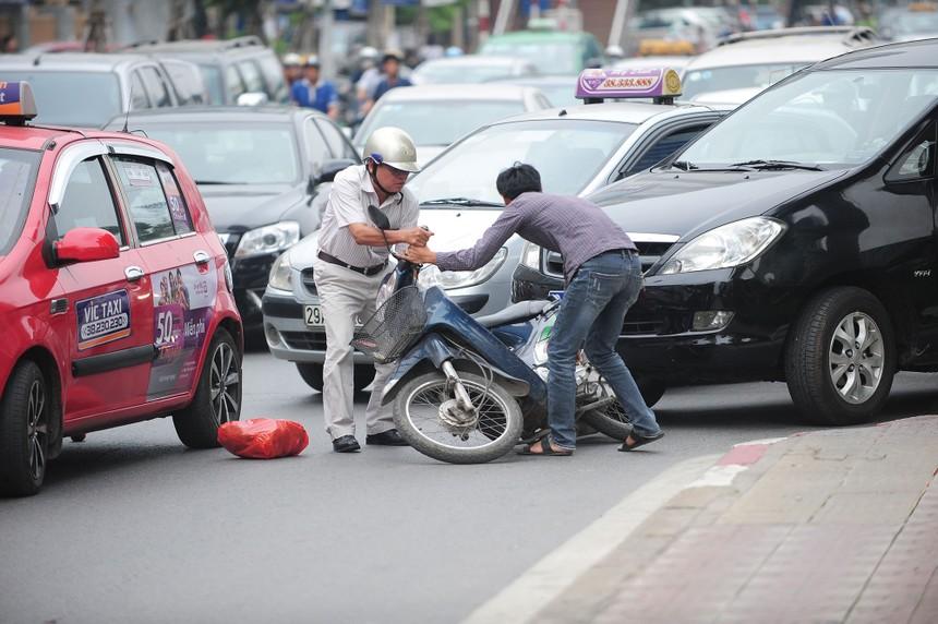 Trong dịp Tết Canh Tý 2020, số ca cấp cứu do tai nạn giao thông đã giảm 18,2% so với Tết Kỷ Hợi 2019.
