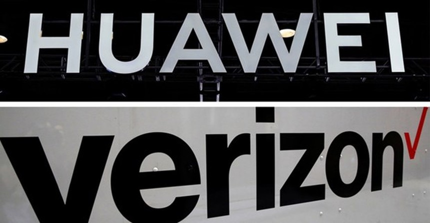 Huawei kiện Verizon vi phạm bản quyền. (Ảnh: Huawei Update).